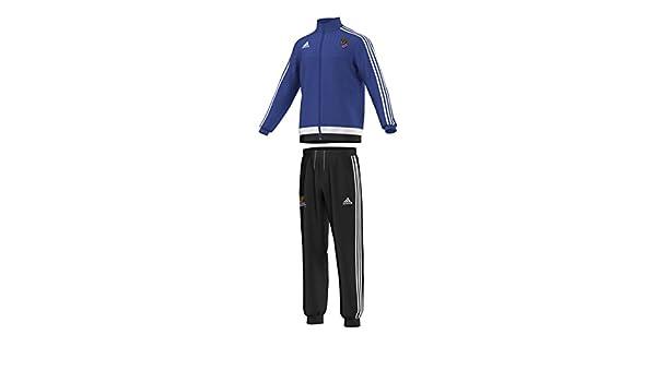 adidas RS PES Suit Y - Chándal Valencia FC 2015/2016 para niño ...