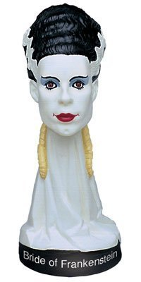 (Sideshow Universal Monsters Little Big Heads The Bride of Frankenstein)