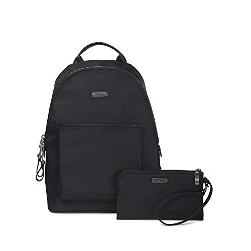 - Baggallini Women's Central Park Backpack Black One Size