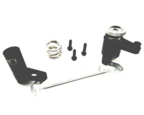 Top Hot Racing YEX4801 Adjustable Aluminum Steering Bell Crank & Servo Saver for cheap