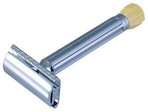 Merkur Double Edge Razor #51 Long Handle With Adjustable Head- Made In Germany