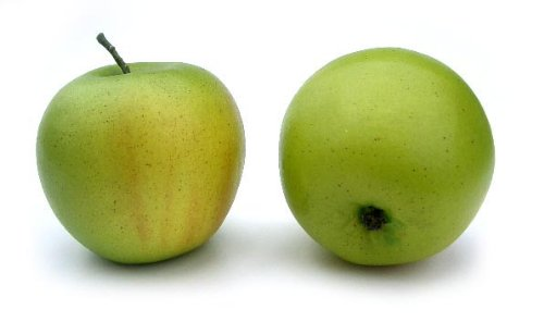 Smiths Blush - Artificial Granny Smith Blush Apple Box of 12