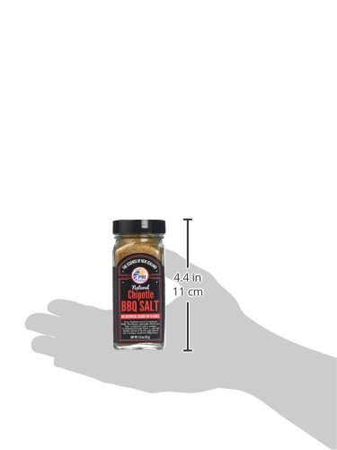 PACIFIC RESOURCES INTERNATIONAL Chipotle Bbq Sea Salt, 0.02 Pound