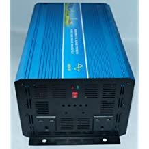 GOWE 2500W 220VDC 100/110/120VAC or 220/230/240VAC off grid pure sine wave inverter for solar or wind power stem