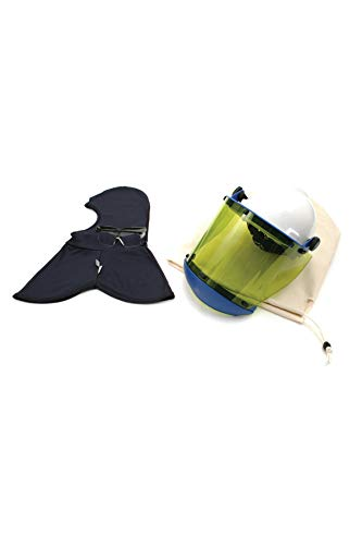 Arc Flash Kits - National Safety Apparel KITHP20 ArcGuard Head Protection Kit, 20 Calorie, One Size