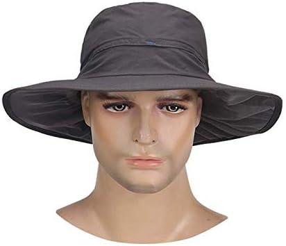 Doyime 保護帽子 防虫日よけ付き 蚊バグビー虫除け ヘッドフェイスプロテクター 害虫駆除 蜂 駆除 ぶよ 蚊 対策 虫よけ 養蜂 草刈り ガーデニング