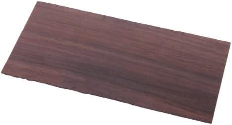 Sharplace Set De 3pcs Placage T/ête palissandre Pour Guitare