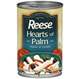 Reese Hearts of Palm, 14 Ounce - 12 per case.