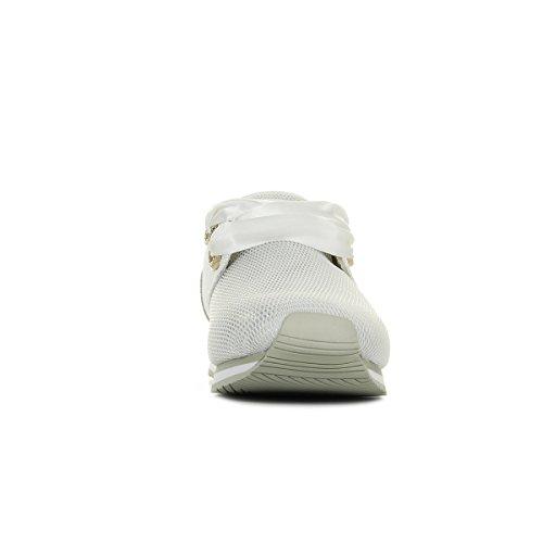 Baskets Pailletées amp; Jeans Versace Vrbsa3 Irisées 6RwvvA