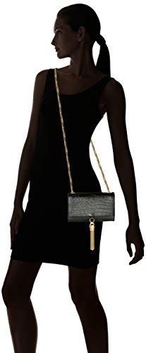 Noir Rsvp CAVALLI CLASS Black Sacs Couture épaule portés 6w5qY5