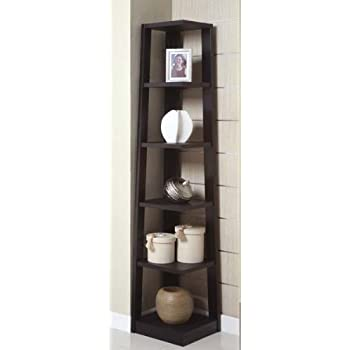 clever ways in the display shelves blanks create which bookshelf can simple a corner fill
