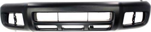 - Crash Parts Plus Primed Front Bumper Cover Replacement for 1999-2004 Nissan Pathfinder
