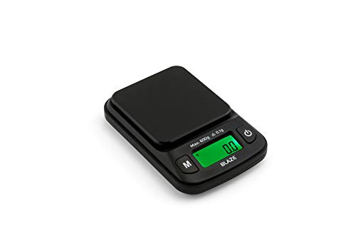 BLAZE Digital Mini Scale 600g x 0.1g Black