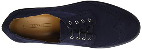 ESPRIT Women's Oska Lu Derbys Blue (Navy) great deals sale online free shipping sneakernews cheapest price online low price for sale buy cheap best qlW8oKHW6I