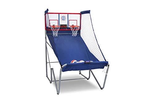 Pop-A-Shot Official Outdoor Dual Shot Basketball Arcade Game