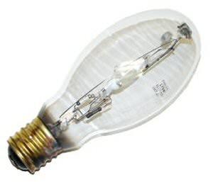 Venture Lighting BUSUHL175HZ Metal Halide, HO, 175W, BT28, Horizontal, Lamp
