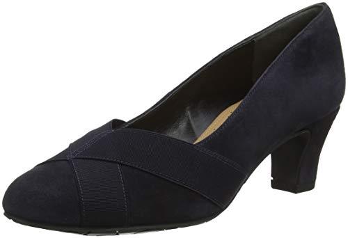 Oakes Van hauts à Chaussures Bleu Dal 430 femmes pour talons minuit 1qF4q75