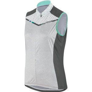 Womens Technical Mock Shirt - Louis Garneau Women's Zircon Sleeveless Jersey Neo Classic Tank Top