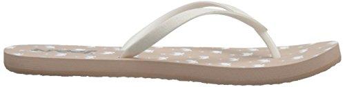 Der Stargazer der Riff-Frauen druckt Sandale Taupe Palmen