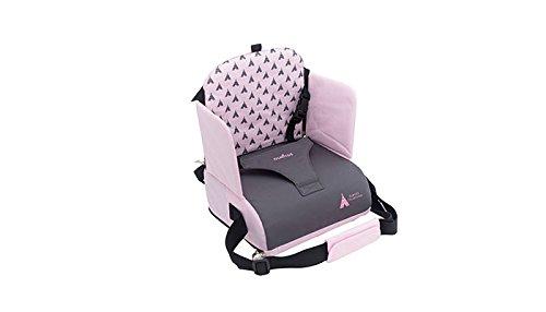 Trona de Viaje Tipi Pink Bebess