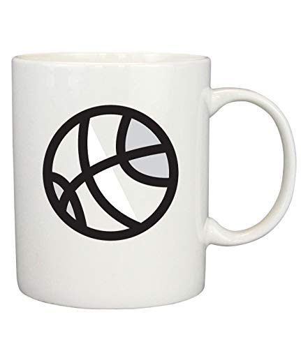 mmwmmw Volleyball Hot Tea Mug