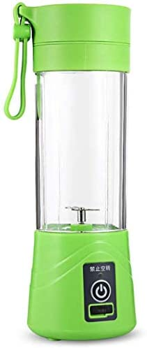 LNDDP Exprimidor portátil multipropósito Licuadora Extractor Máquina de Carga USB 380 ml Batidor de Huevo/Alimentos Mezclador de Corte Peque?o Taza exprimidora, Máquina exprimidora: Amazon.es: Deportes y aire libre