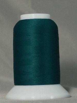 Yli Serger Thread (YLI Woolly Nylon Serger Thread 1000 Meters - Spruce)