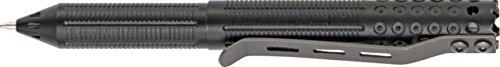 Master Cutlery TA-93BK Tactical Pen Tatical Knife and Pen Set Designed by Tom Anderson
