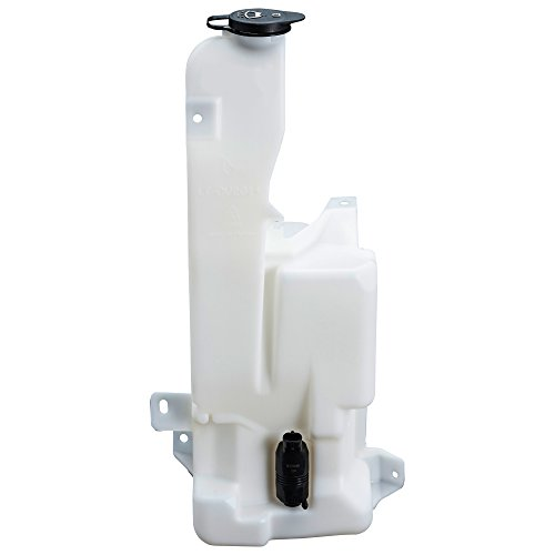 Windshield Washer Reservoir with Pump for: Chevy Silverado & GMC (Washer Bottle)