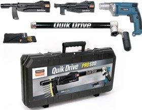 QuikDrive PROSDDM25K Combo System w/ Makita 2500 RPM Motor