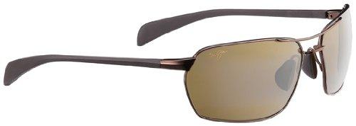 Maui Jim Maliko Gulch 324 Sunglasses, Copper/HCL Lens, - Maliko Gulch