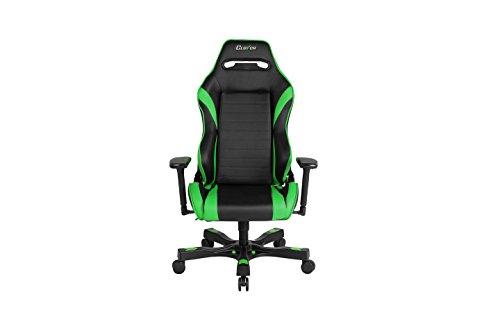 Gear Series Alpha Gaming Chair (Green) Clutch Chairz