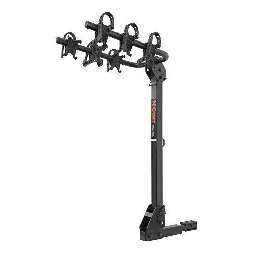 CURT 18033 Hitch-Mounted Bike Rack