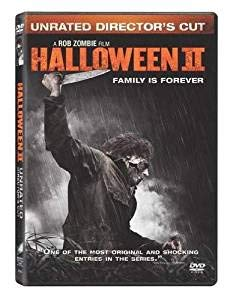 Halloween II: Unrated Director's Cut (DVD)]()