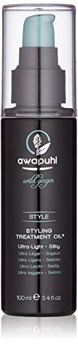 Serum Oil Treatment (Paul Mitchell Awapuhi Wild Ginger Styling Treatment Oil 3.4 oz)