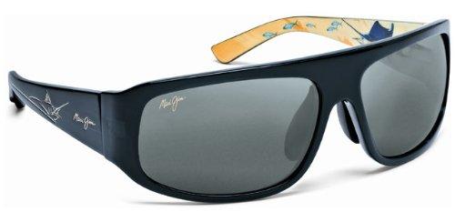 e72a55b49b1c Image Unavailable. Image not available for. Colour: Maui Jim Sailfish Guy  Harvey Limited Edition Polarized Sunglasses ...