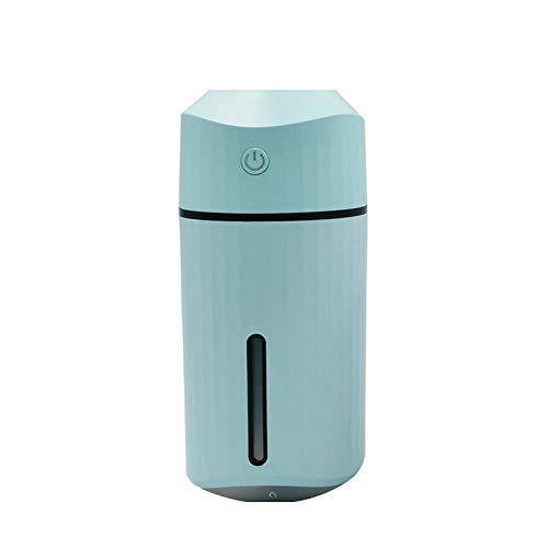 TaoRan Humidificateur pulvérisateur à hydratation embarqué Mini atmosphère colorée veilleuse humidificateur intérieur… 1