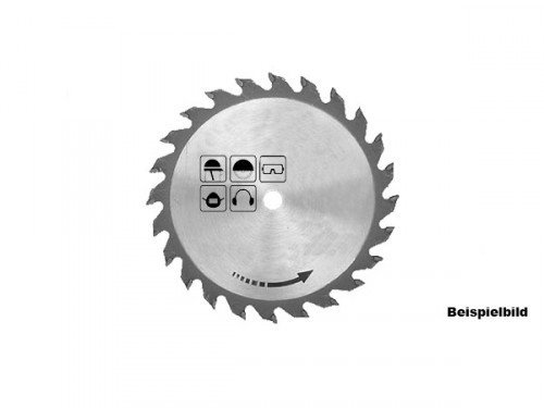 Yato YT 6075-carbide Trinkgeld Kreiss/ägeblatt 300/x 24/x 30/mm