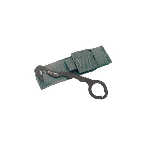 Benchmade Model 8 Rescue Hook with Strap - Foliage Green Handle Lanyard Hole Shopping Results