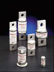 Mersen Electrical Power A6T225 - A6T225, 225A, 600V AC, 300V DC, Fast Acting/Current Limiting, Blade Fuse