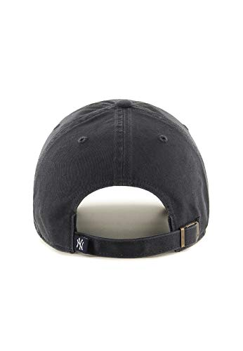 Ajustable Up Fit carbón MLB V New 47 Curved Clean brand York Relax Talla Gorra Yankees 0AcUq6Zw