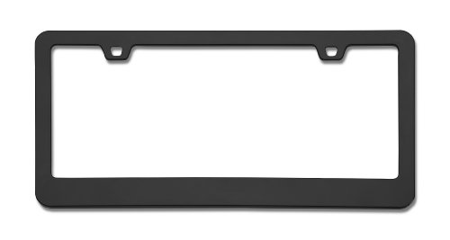 Cruiser Accessories 15350 Neo Classic Black License Frame