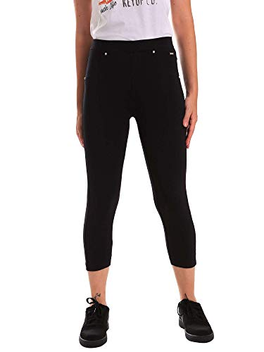 0001 Donna Nero up Key Pantalone 5G33L YIqxEq7B
