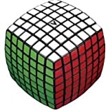 Cube Magique 7x7 - V-Cube 7 noir - original de Verdes Innovations