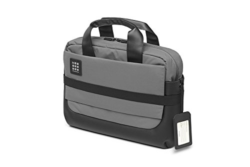 Moleskine ID Briefcase, Slate Grey by Moleskine