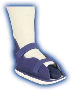 Complete Medical Complete Medical Cast Boot Open Toe, X-Large, 0 64 Pound