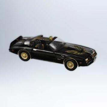 (1977 Pontiac Trans Am Classic American Cars #22 2012 Hallmark)
