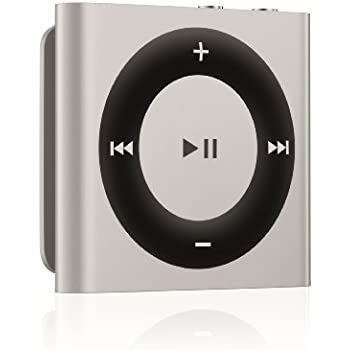 apple ipod shuffle 2 gb silver 4th generation discontinued by manufacturer home. Black Bedroom Furniture Sets. Home Design Ideas