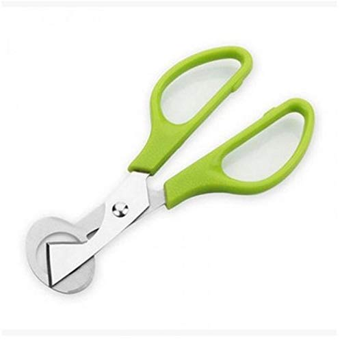 NATTEL Quail Egg Shell Scissors Cutters Stainless Steel Blade Scissor Kitchen Tools - Color Random-30