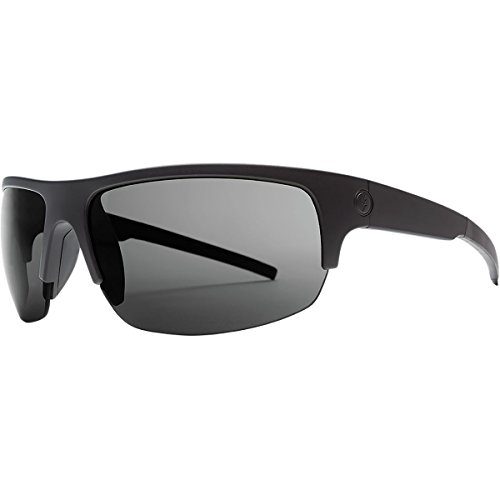 Electric Visual Tech One Pro Matte Black/OHM+Grey Sunglasses by Electric